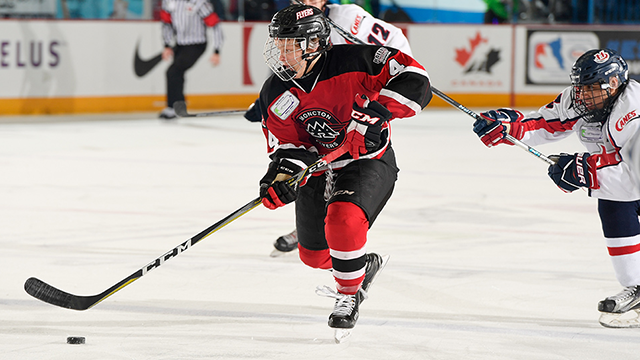 GoldMiners Add Offence in Nash Smith